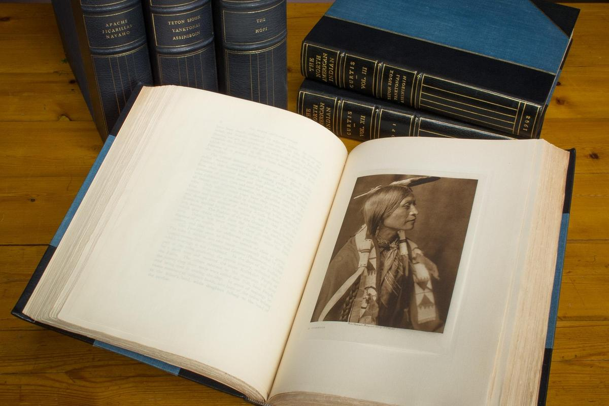 The record price for a complete 40-volume set was established by Christie's in New York in April 2012 when a complete subscriber's set of Curtis's monumental work fetched $2,882,500 to become one of the most valuable scientific artifacts ever sold at auction. The price of US$950,000 fetched by Santa Fe Art Auction represents a new record for a 20-Volume set.