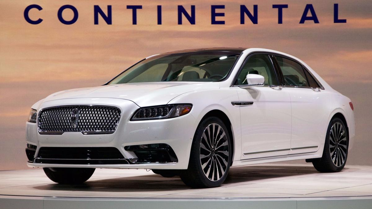 Lincoln is planning to continue its resurgence with the new flagship Continental