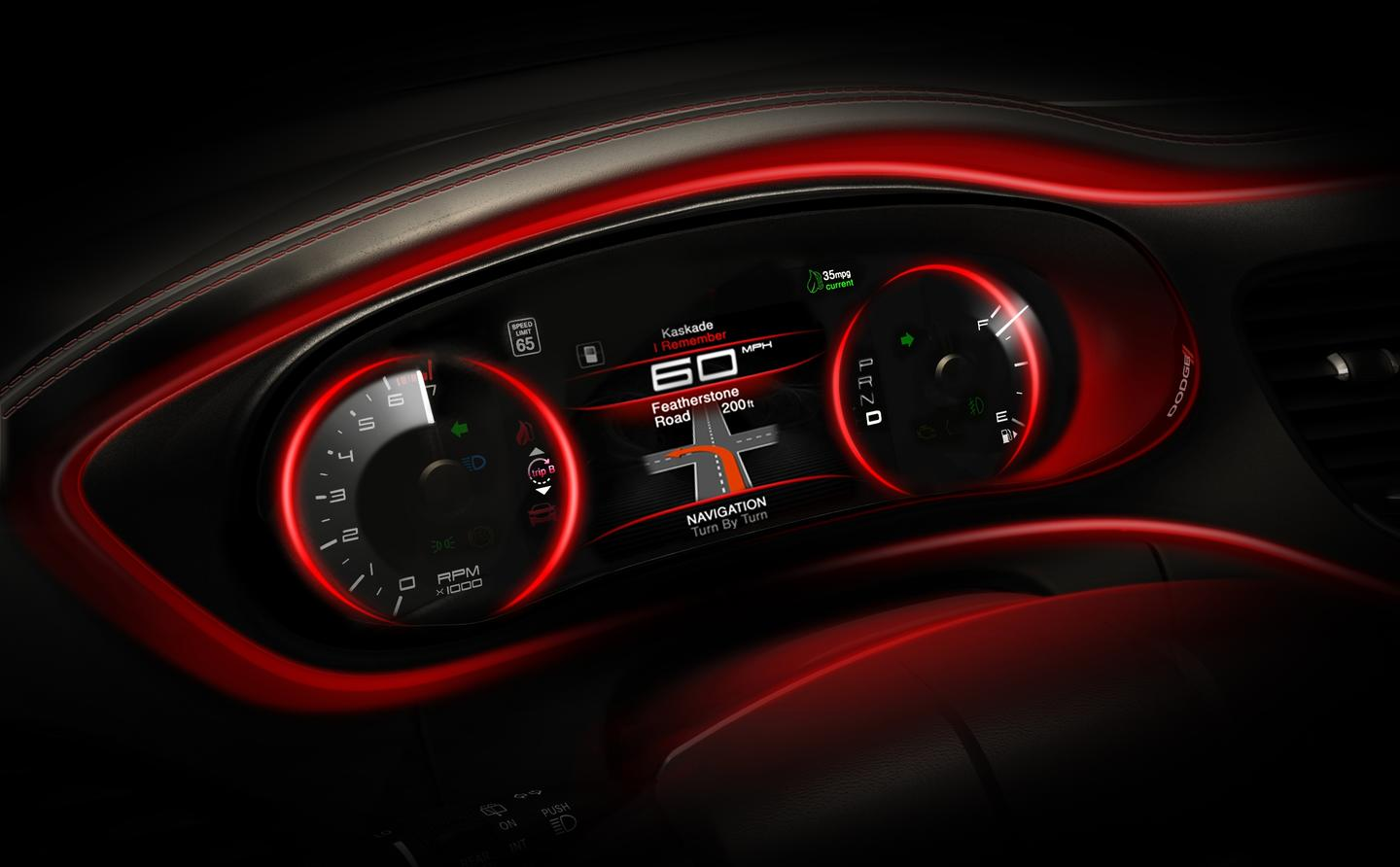 The 2013 Dodge Dart