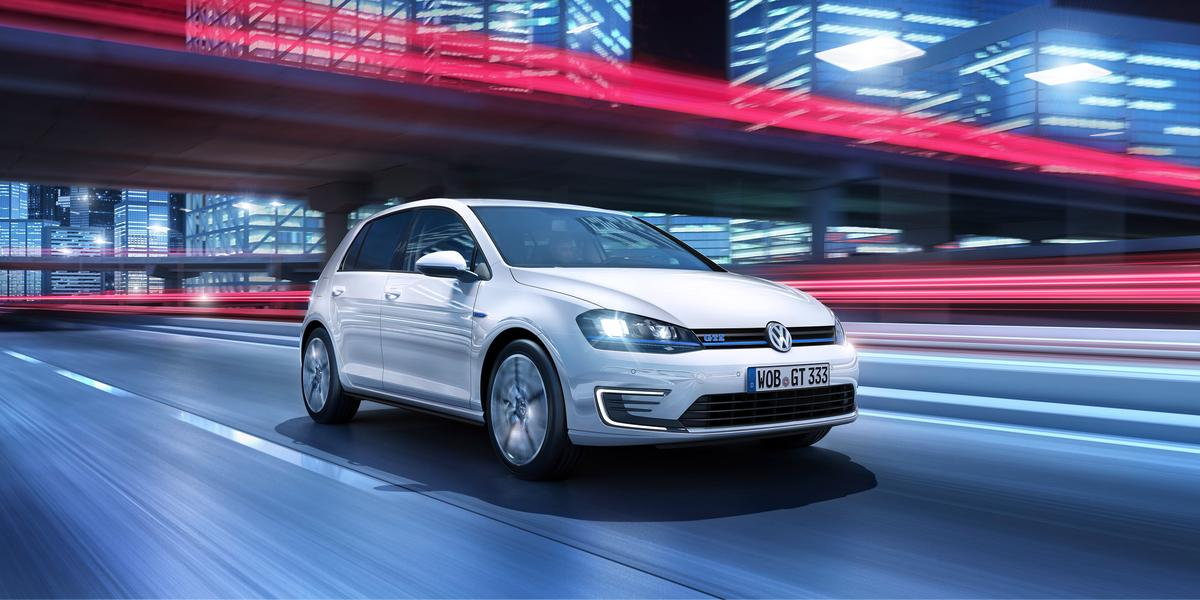 Provisionally, Volkwagen puts the GTE's fuel efficiency at 188 mpg