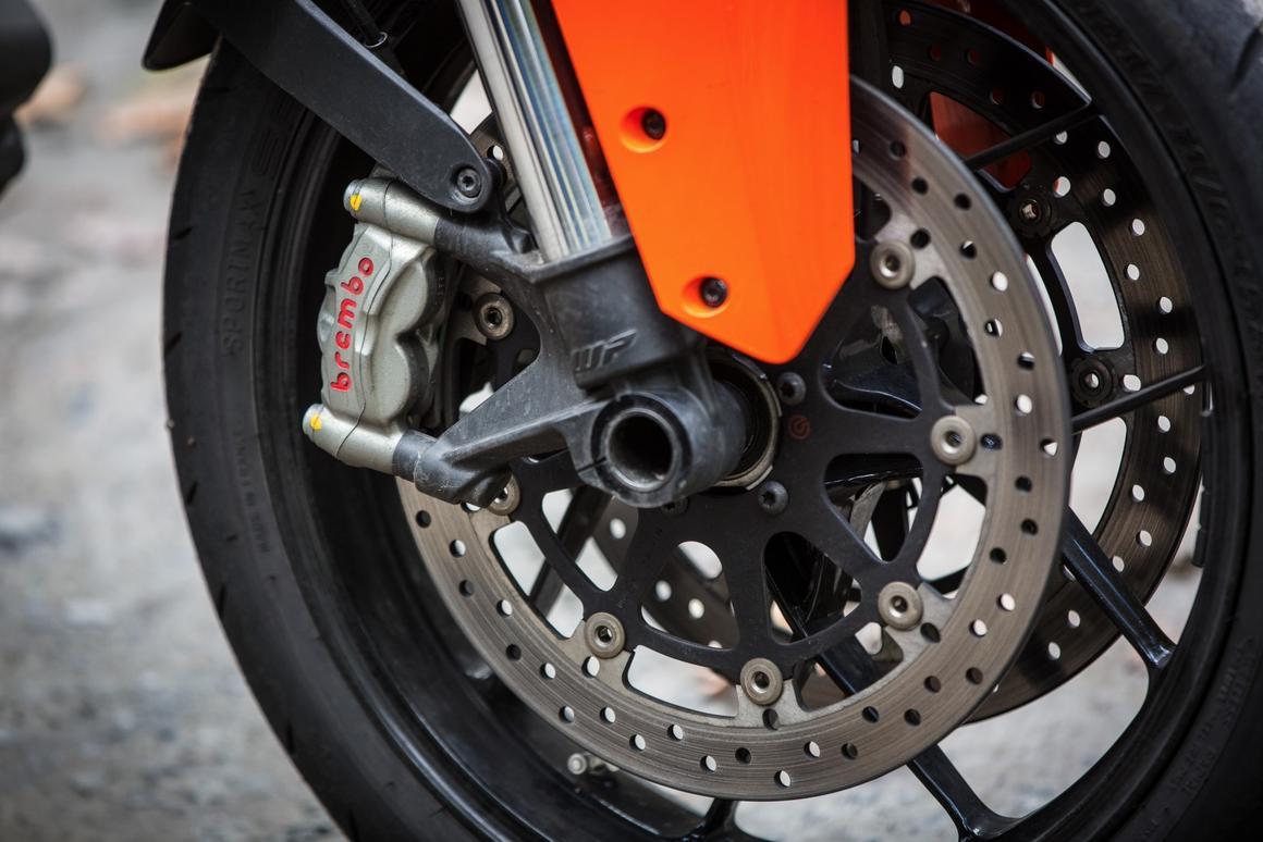KTM's 1290 Super Duke R falls mercifully short of expectations