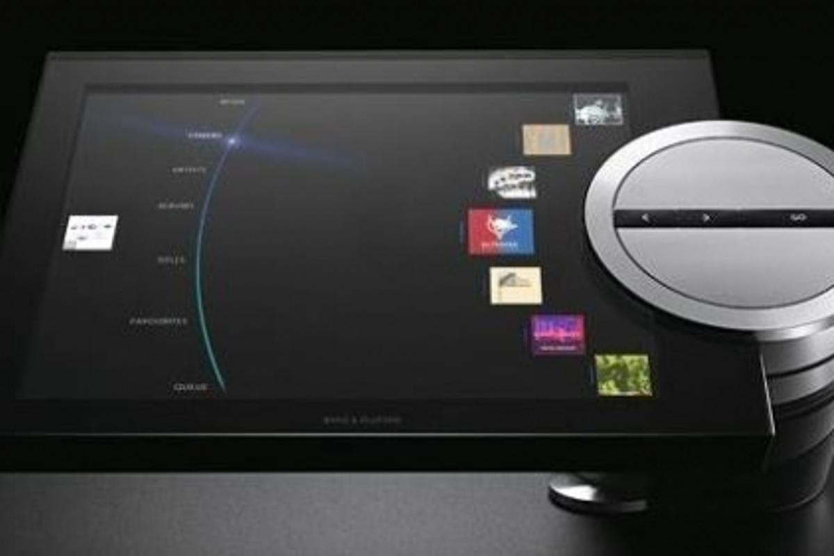 BeoSound 5 controller