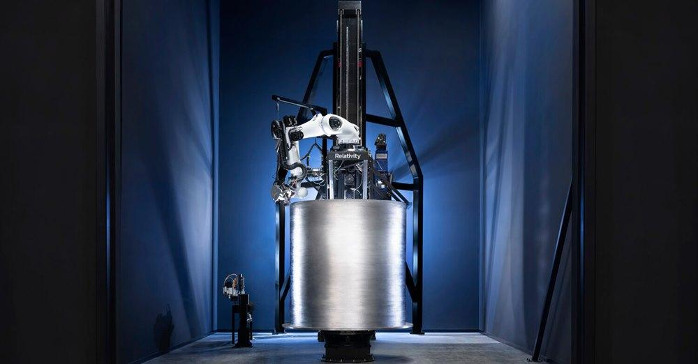 Relativity Space says its Terran R rocket can be 3D printed from raw materials in 60 days