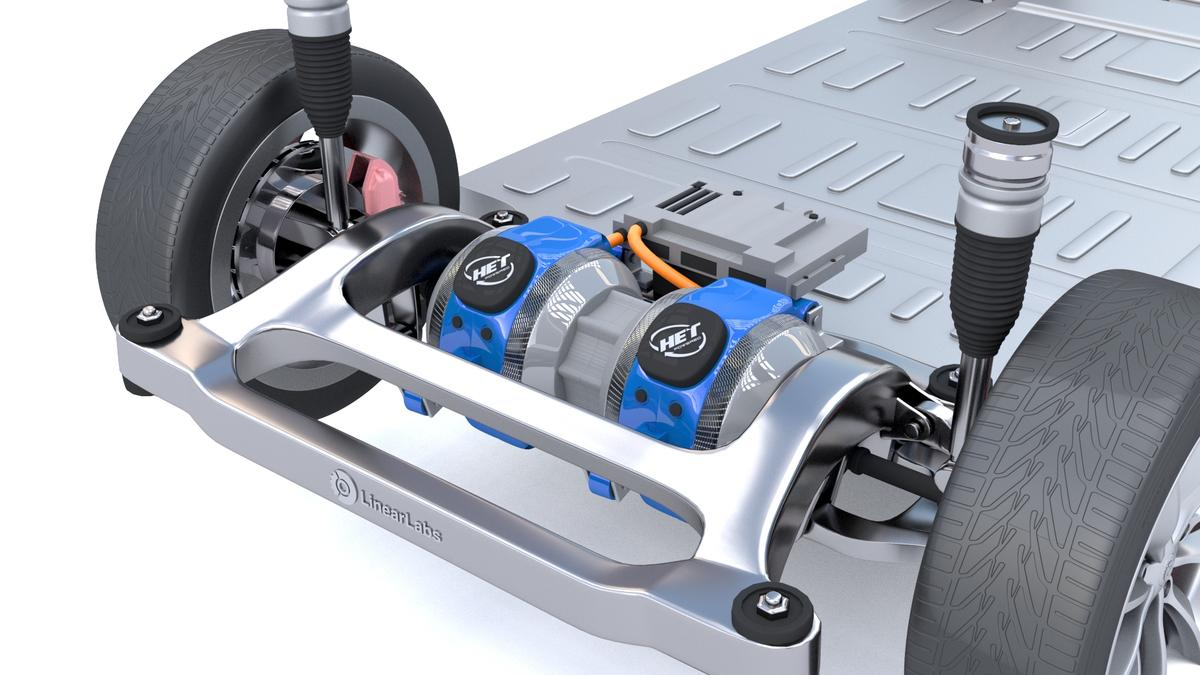 Linear Labs makes some enormous claims about its innovative electric motor design: two to fivetimes the torque, three times the power, 20 percentgreater efficiency, less complex powertrains, no gearbox required