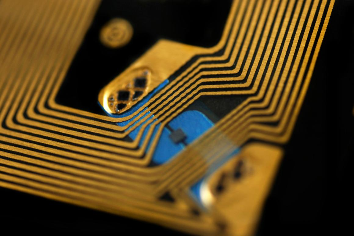 Researchers have designed an RFID chip that prevents so-called side-channel attacks