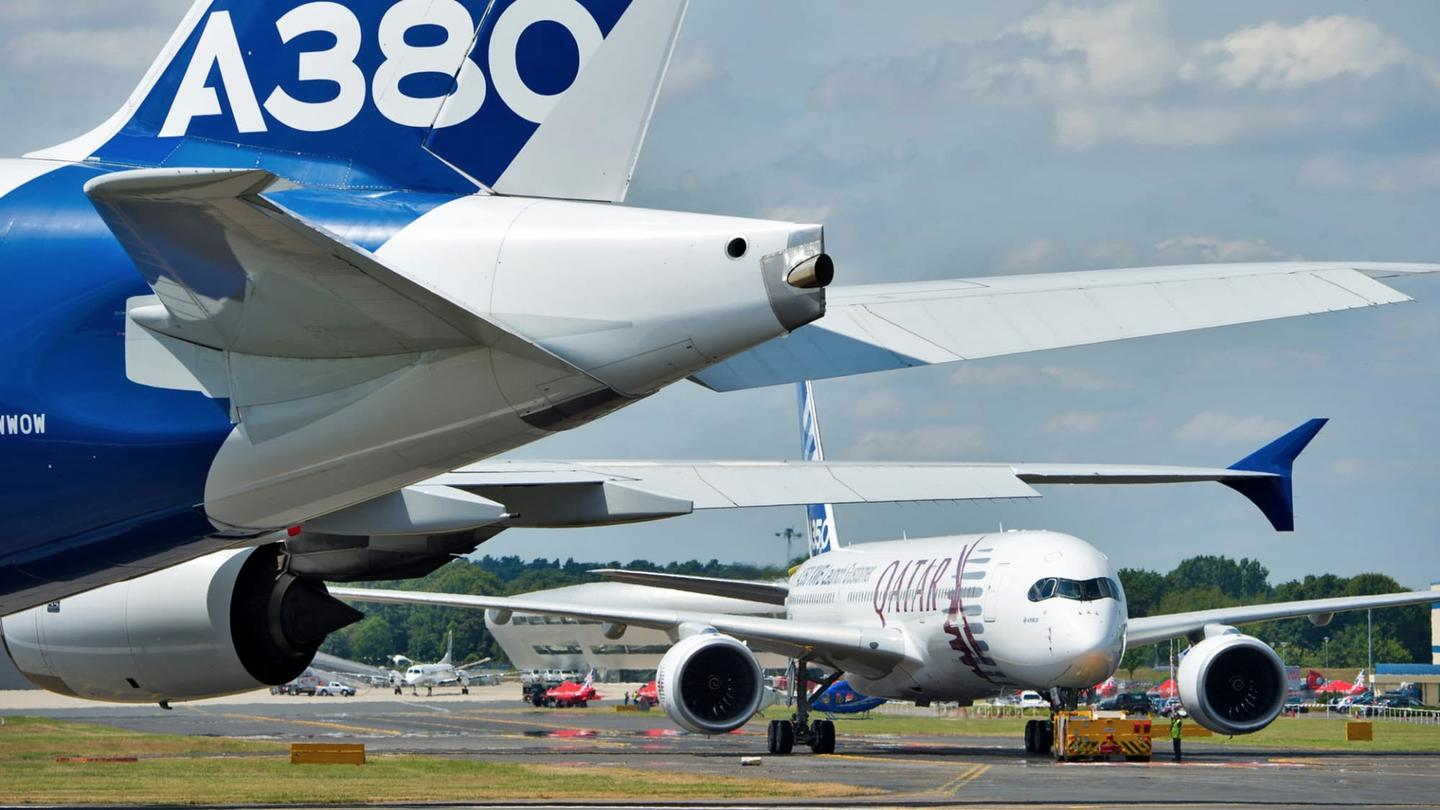 The agreement is aimed at reducing theaviation industry'scarbon footprint