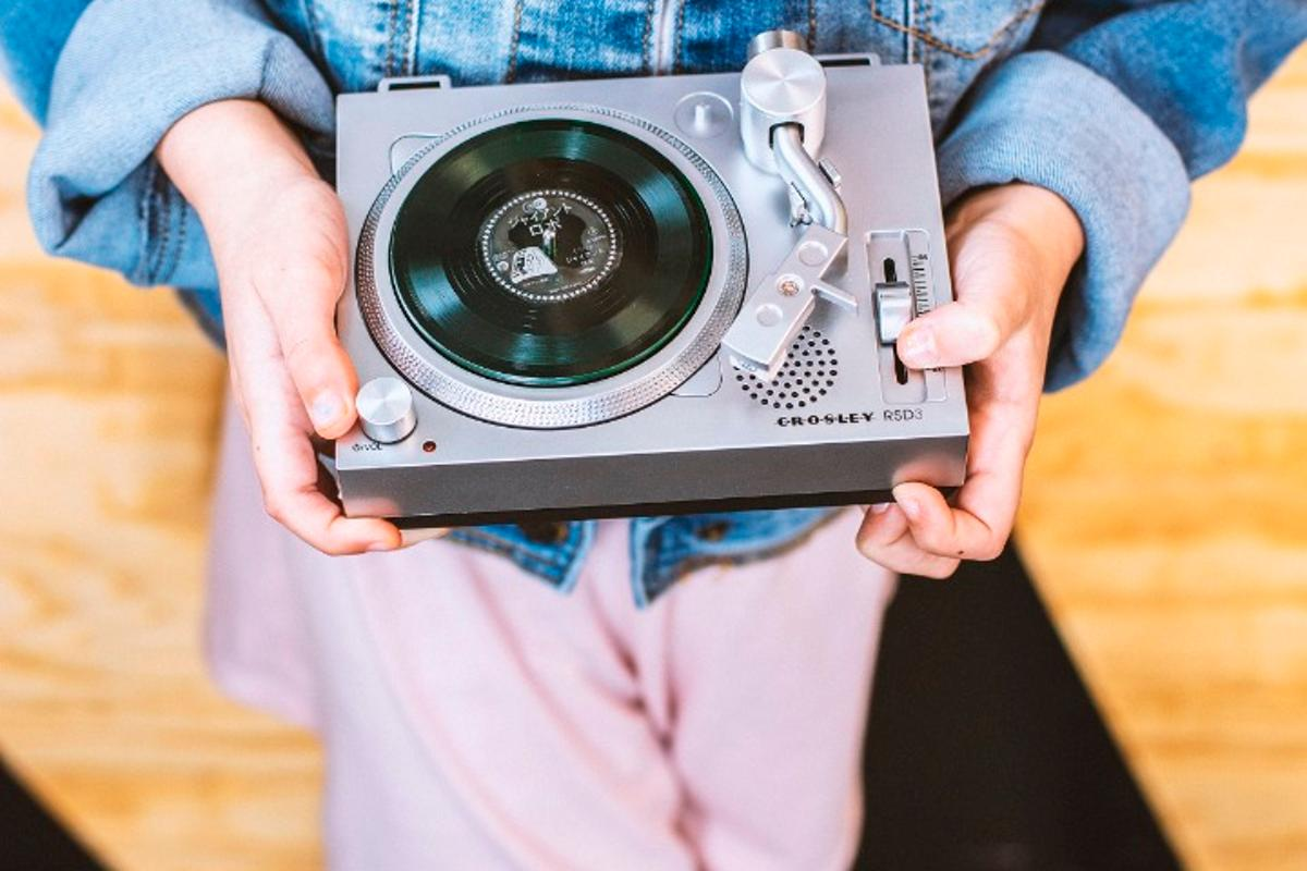 The RSD3 is Crosley Radio's fifth Record Store Day turntable release, and is available for one day only on Saturday April 13, 2019