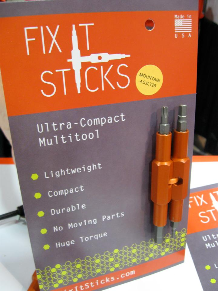 Fix It Sticks are available in a variety of bit combinations, and are priced at US$29.99 a set