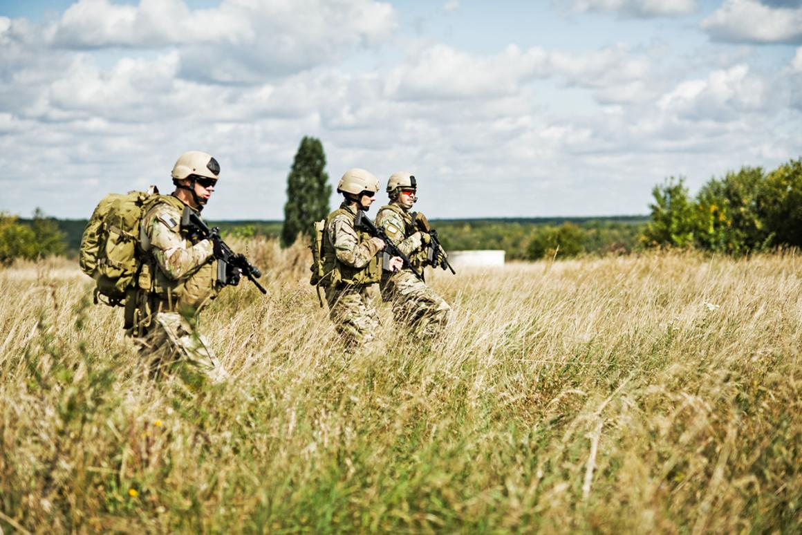 BAE Systems is developing structural batteries for the military (Photo: Shutterstock)