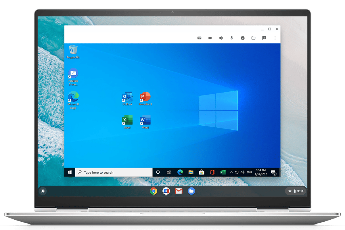 Enterprise users can now run Windows apps directly on a Chromebook thanks to Parallels Desktop for Chromebook Enterprise software