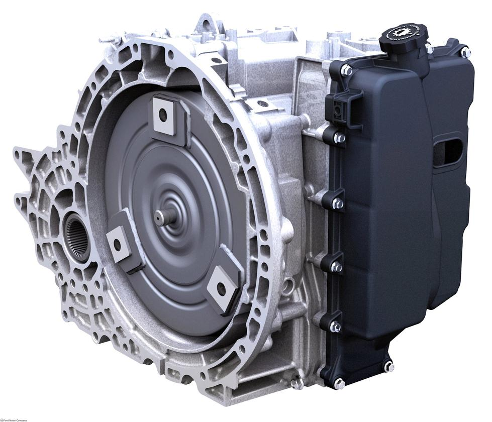 Ford and GM are developing a new generation of transmissions