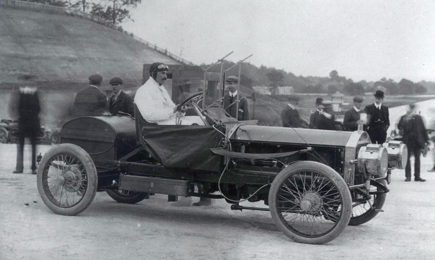 The fastest cars in history: 1894 to 1914