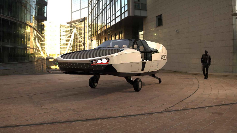 CityHawk VTOL flying car: 170mph top speed