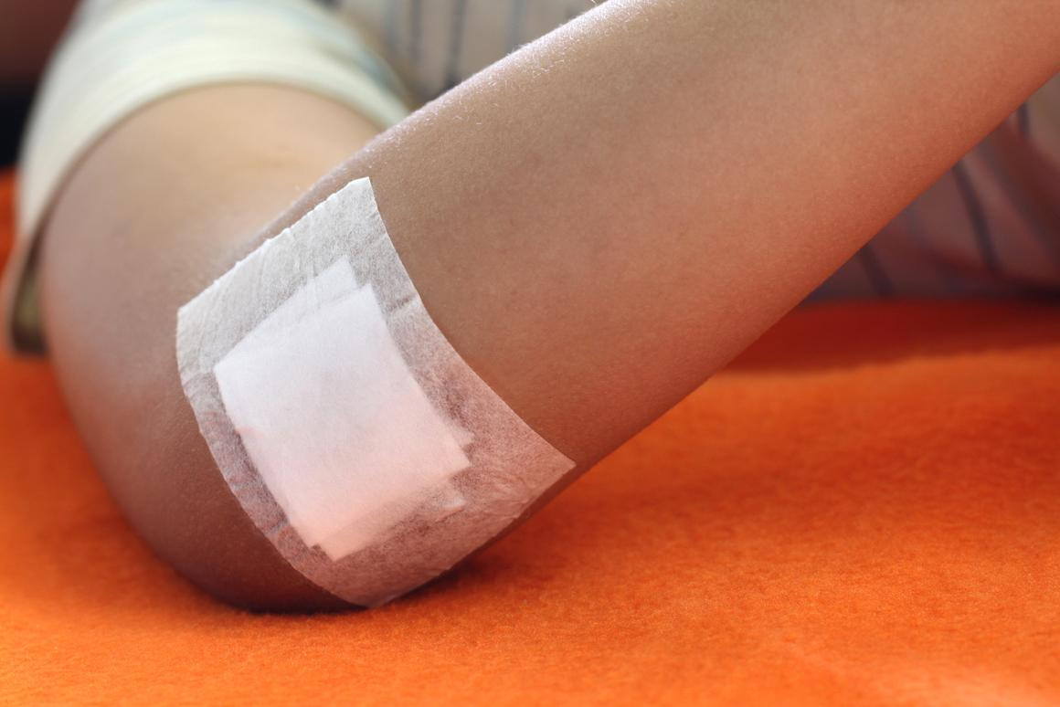 Silver-laced dressings have been shown to accelerate the healing of wounds on diabetics