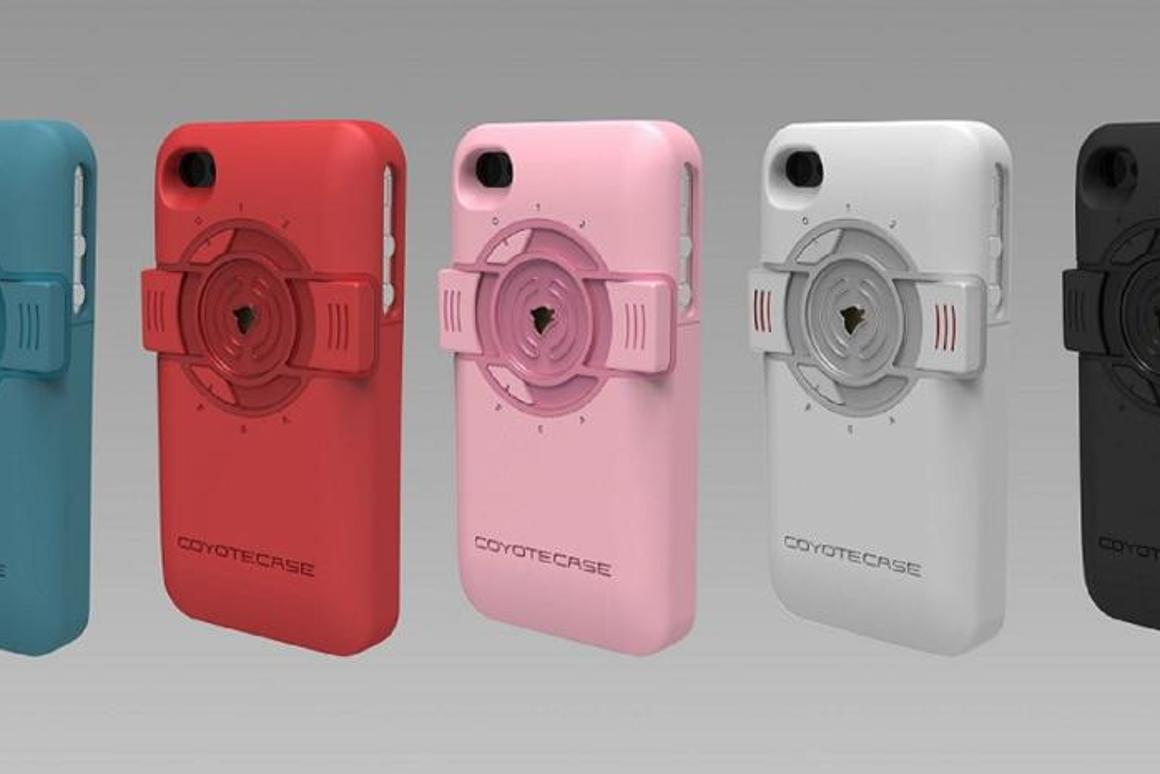 The Coyote Case will be available in five colors