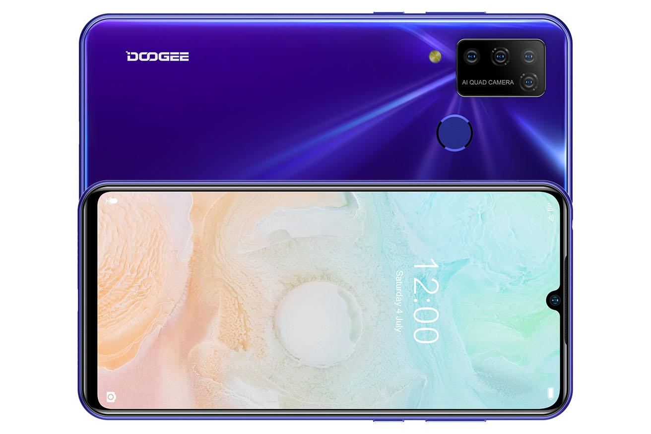Doogee's N20 Pro offers big battery numbers for an impressively low price