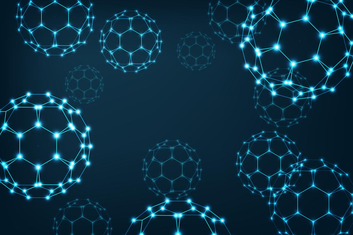 Researchers have captured the movement of buckyball molecules in slow motion