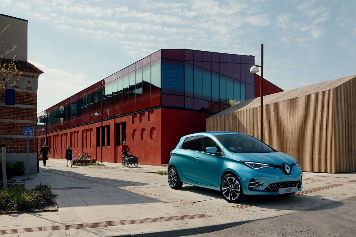 Renault has treated the third generation Zoe to more power and more range