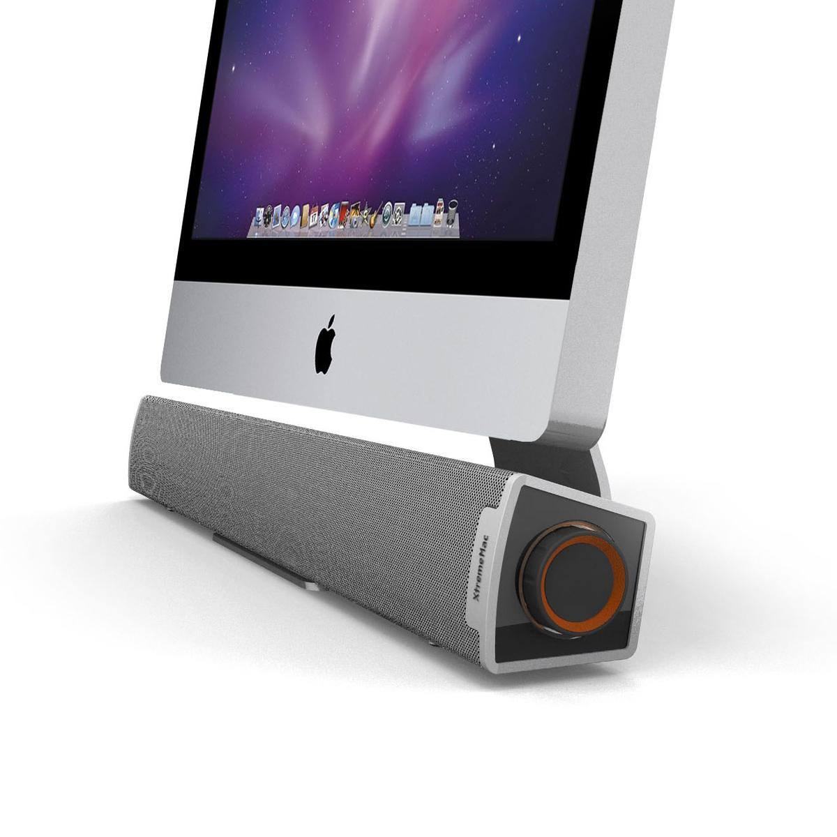 The Tango Bar is a new USB sound bar for Macs and PCs