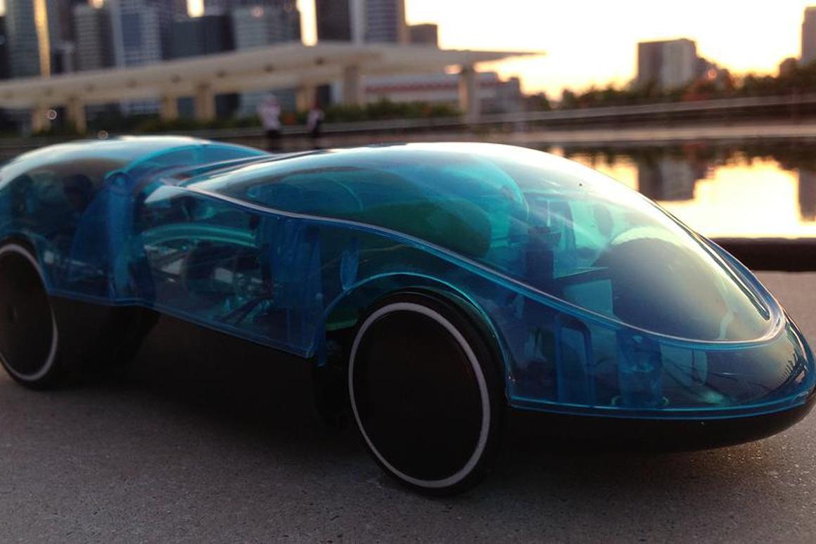 Horizon Fuel Cell Technologies' new i-H2GO