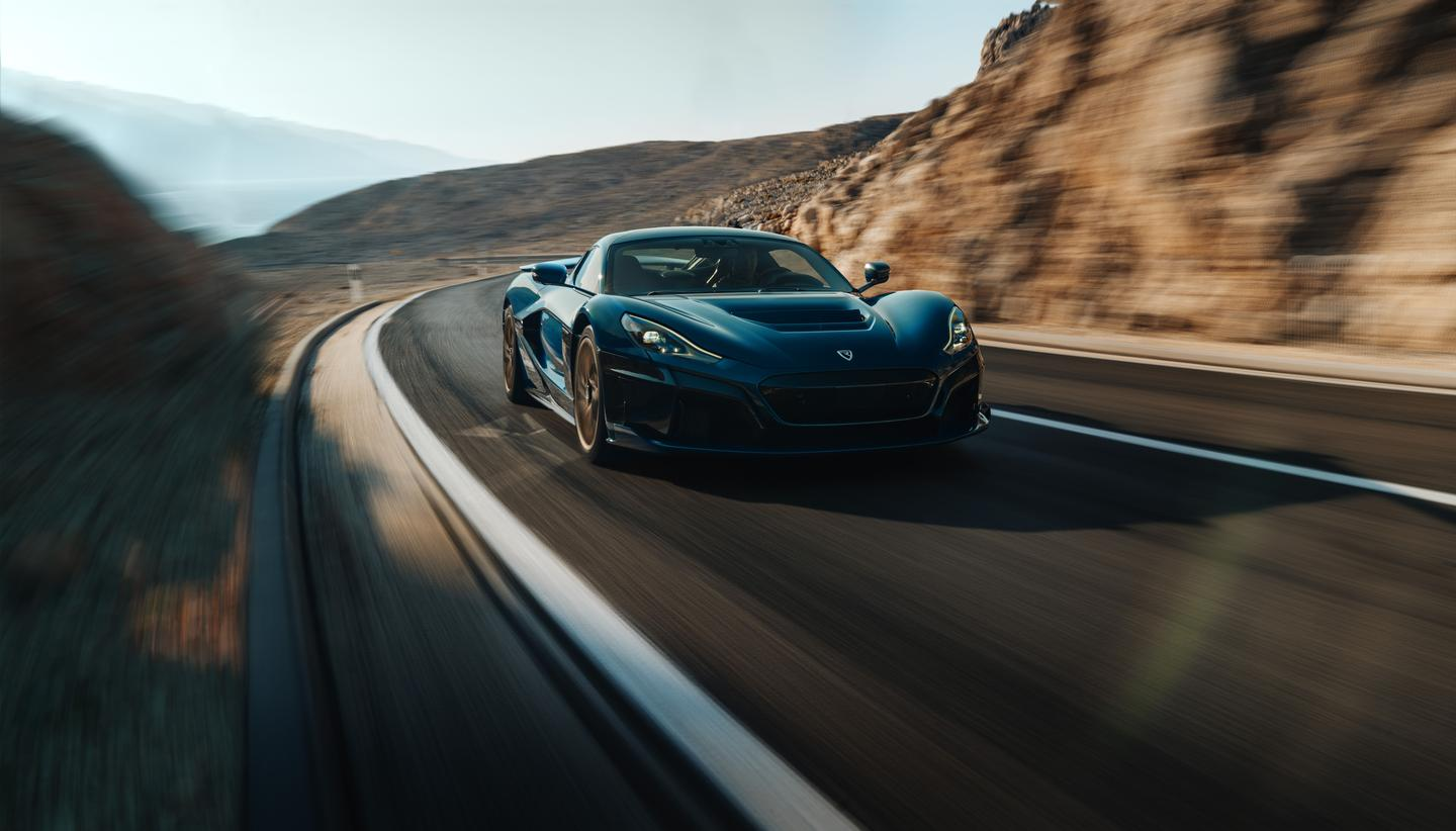 First previewed at the 2018 Geneva Motor Show, the Rimac Nevera is ready for production