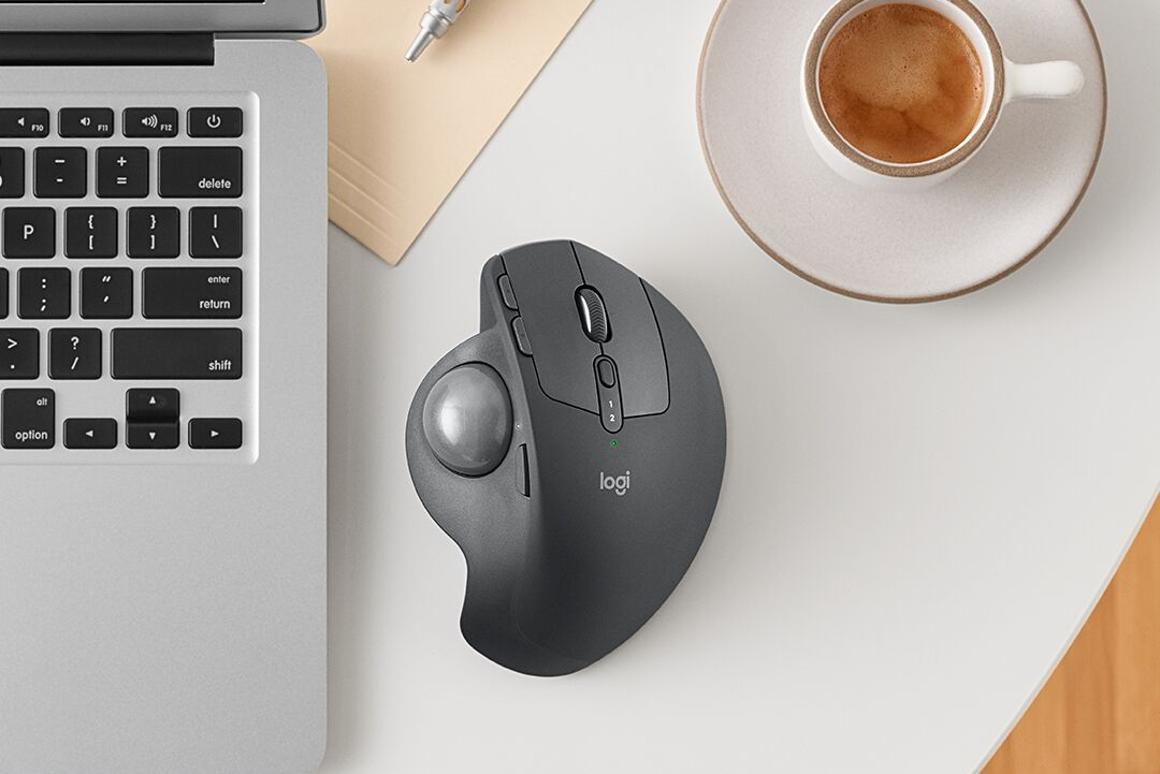 Logitech has announced the MX Ergo, its newest wireless trackball