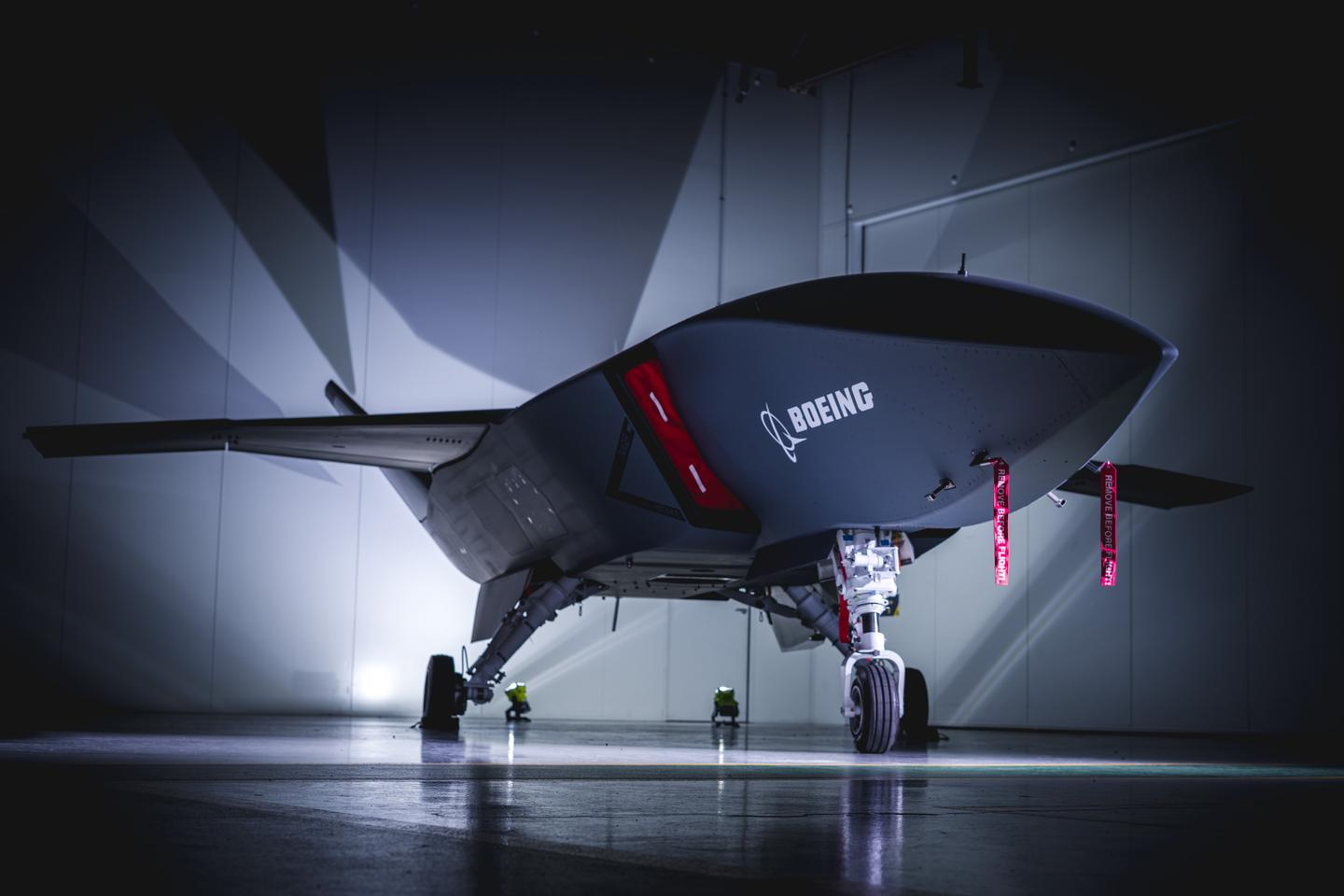 Boeing Australia has built the first of three Loyal Wingman aircraft prototypes, which will serve as the foundation for the Boeing Airpower Teaming System being developed for the global defense market