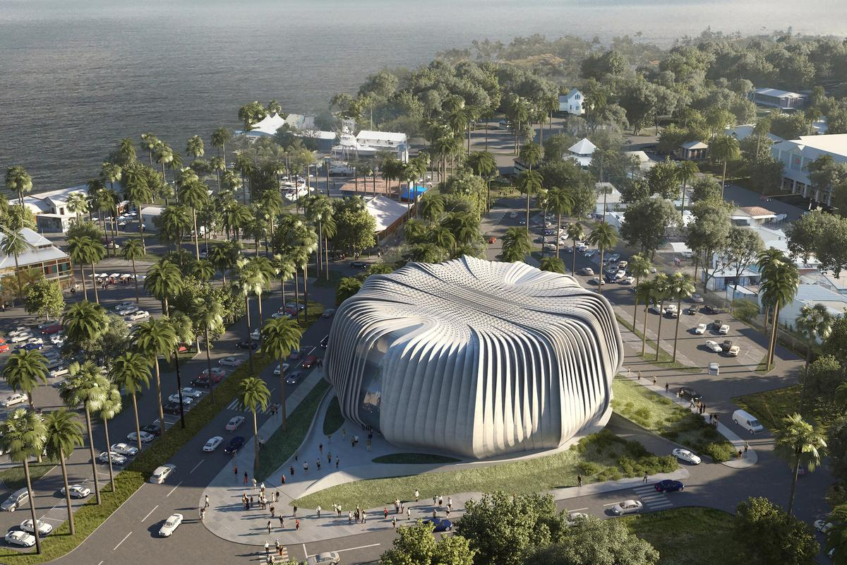 The Living Coral Biobank is expected to be completed in 2025