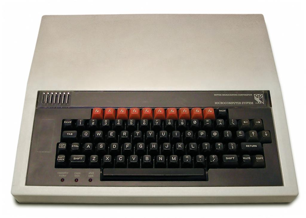 The BBC Microcomputer, which the Corporation says helped Britain get to grips with the first wave of personal computers in the 1980s