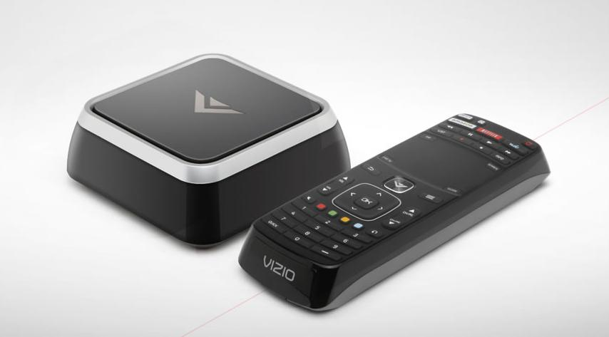 The Vizio Co-Star Stream Player is a Google TV-based device that also includes support for the OnLive Game Service