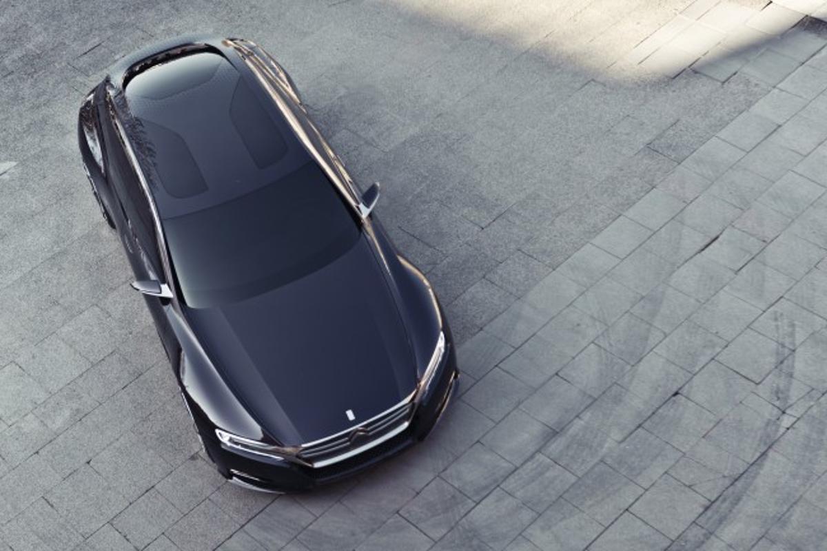 The Citroen Numéro 9 concept