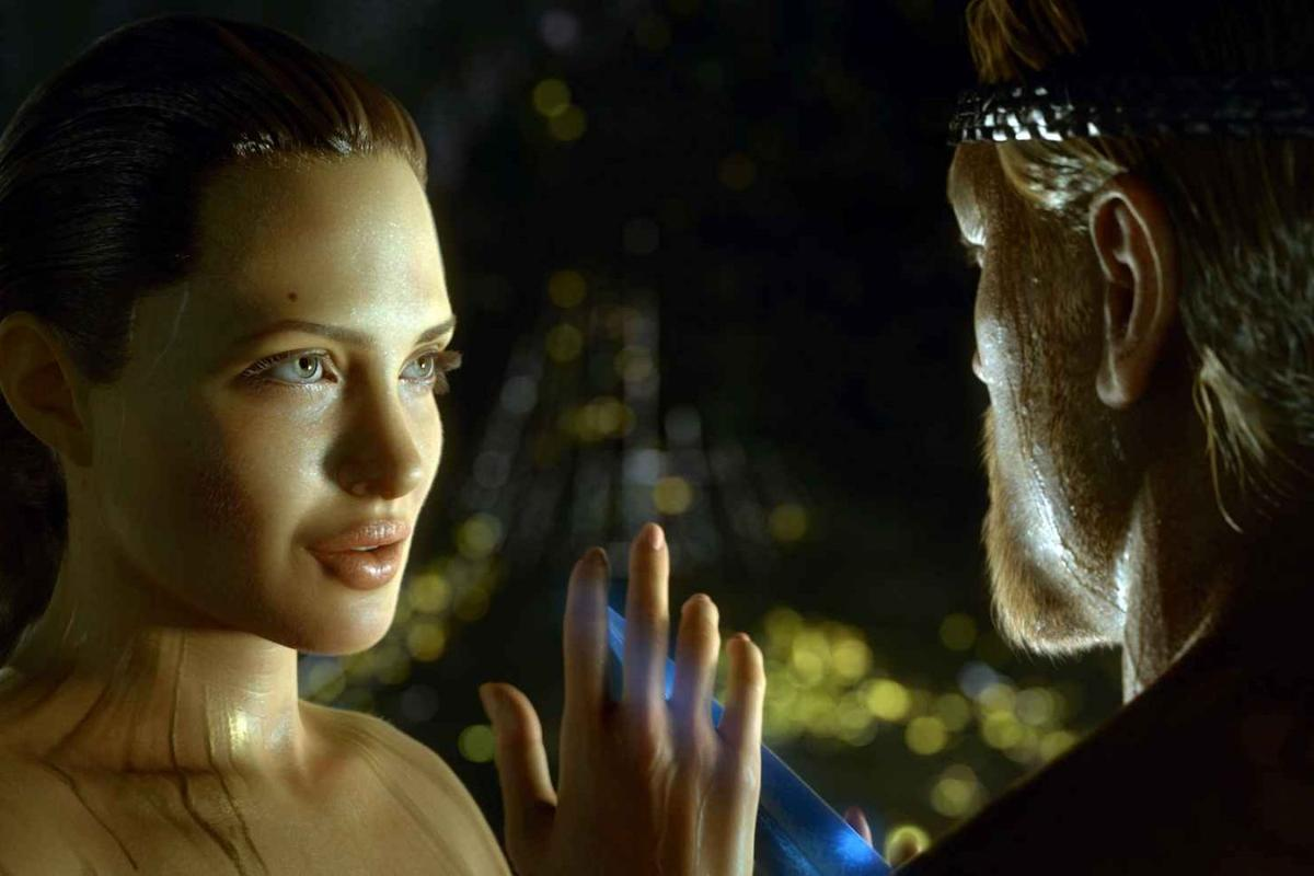A digital Angelina Jolie showed Robert Zemeckis to be well and truly stranded in the uncanny valley with his CGI motion-capture experiment from 2007, Beowulf