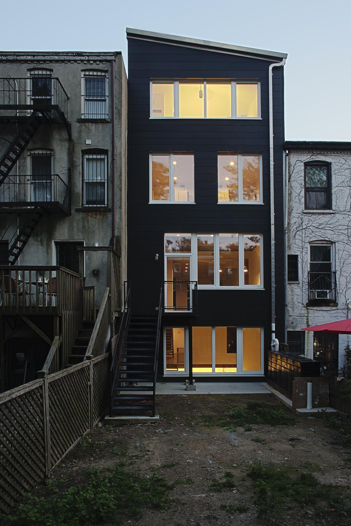 The First Certified Passive House In Nyc
