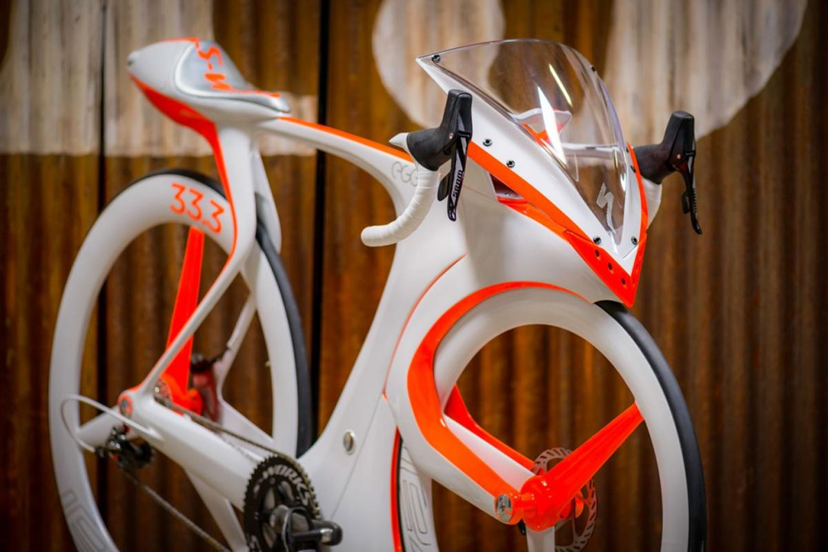 The fUCI concept bike – for speed freaks who don't necessarily race