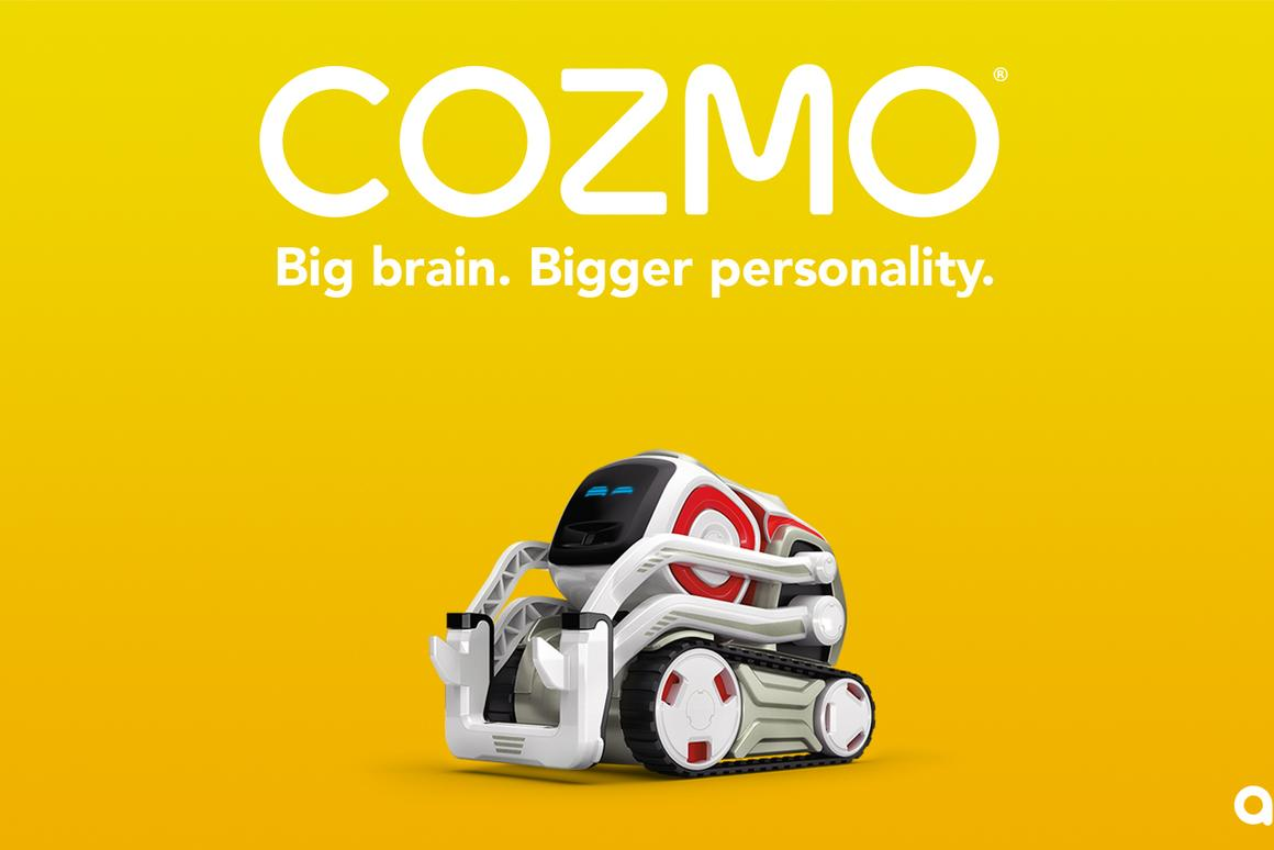 Cozmo is a cute little look at what AI can do