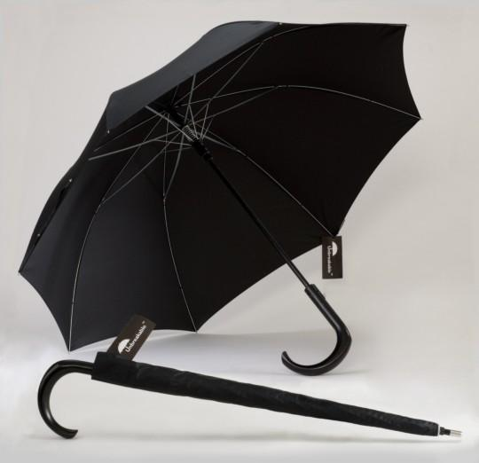 The Unbreakable Umbrella is a peculiar mix of genteel elegance and chilling weaponry