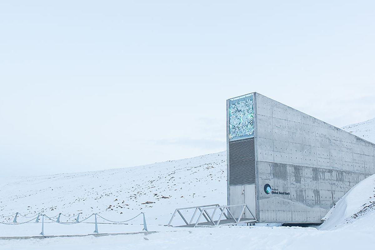 The Svalbard Global Seed Vault willbe continuously monitored for furtherproblems over the coming years