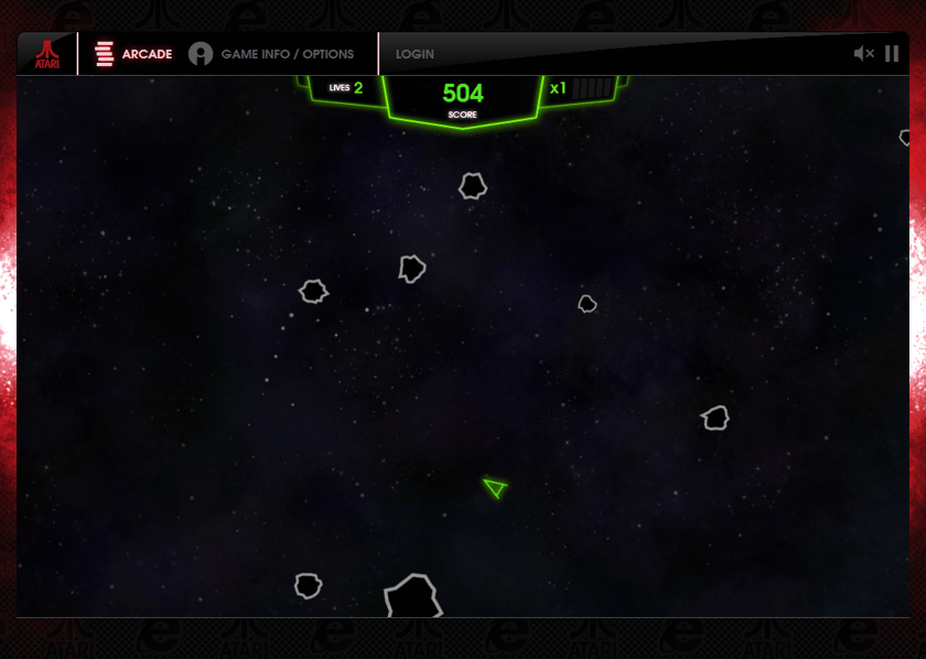 Atari Arcade brings classic games to the Web with HTML5