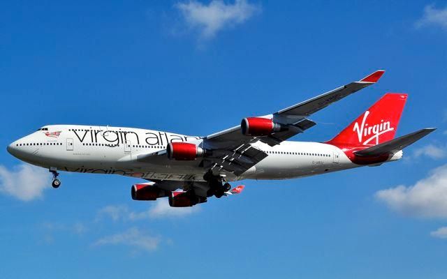 Virgin Atlantic Airways is planning to capture gases from steel mills, to create a new low-carbon jet fuel (Photo: Eluveitie)