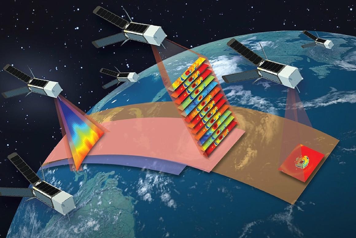 NASA outlines six new storm-chasing CubeSats