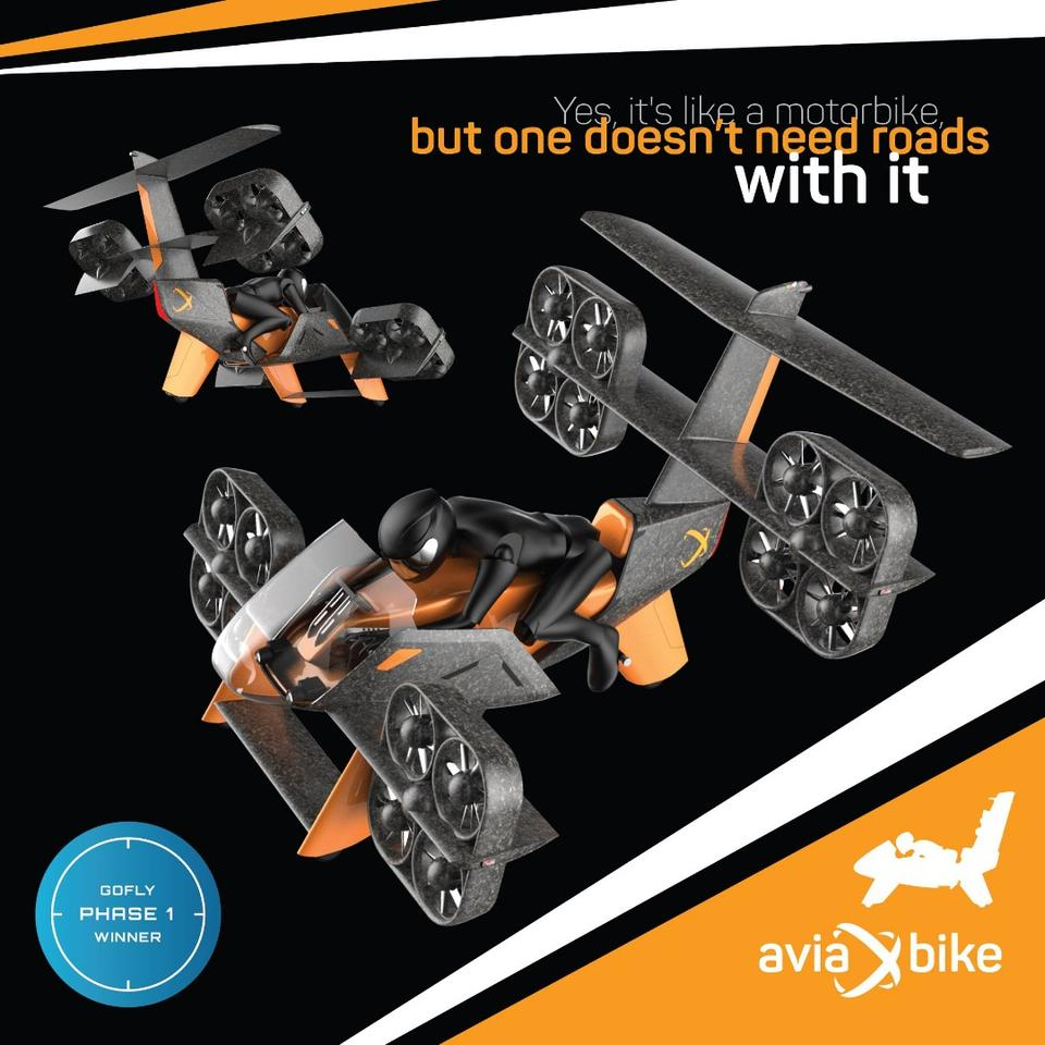 The Aeroxo Era Aviabike