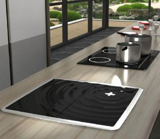 Onis' stylish design would fit beautifully into the modern home