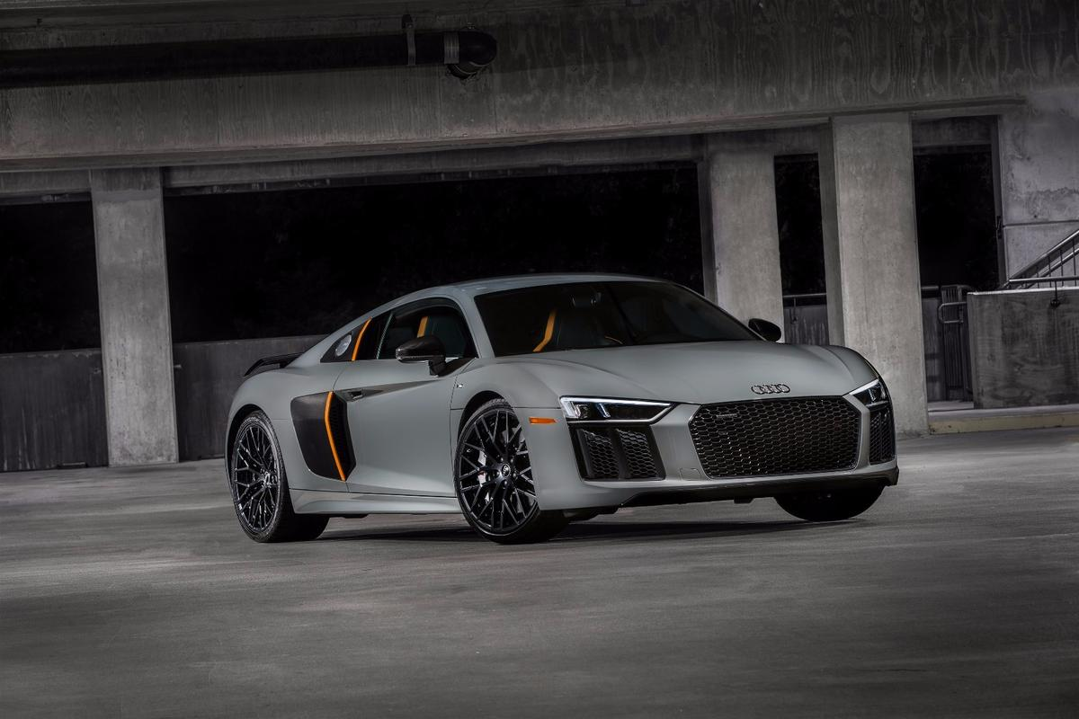 Just 25 examples of the Audi R8 V10 Plus Exclusive Edition will be built