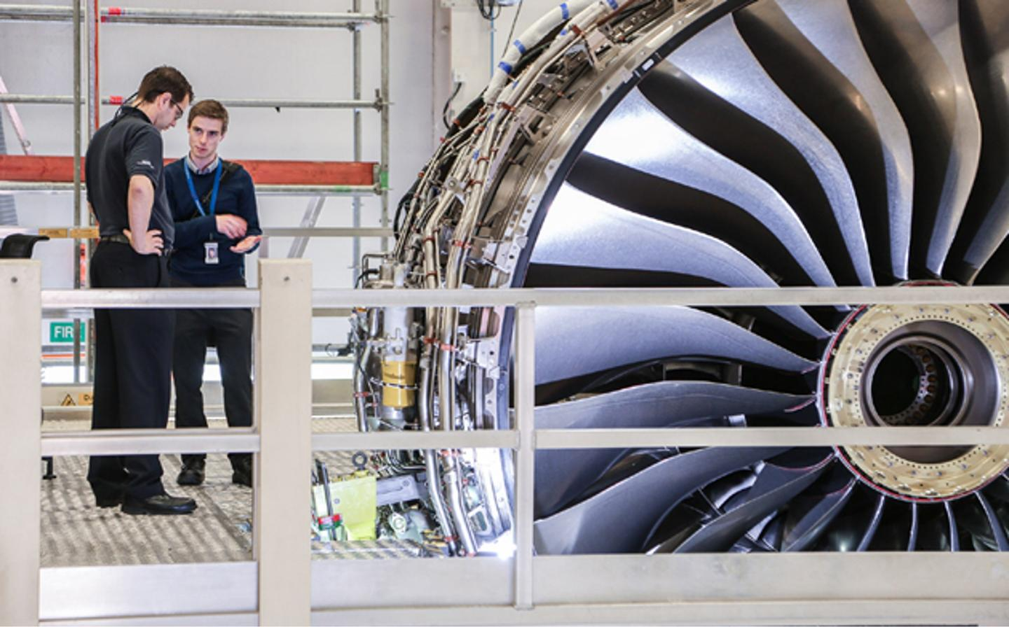 The Trent XWB is designed especially for the Airbus A350 XWB