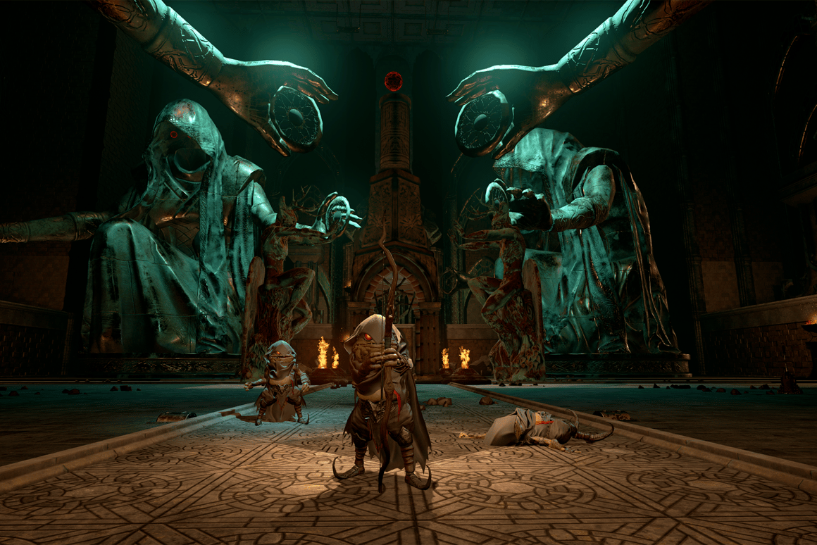 The most immersive RPG to date lands on Oculus Rift this month