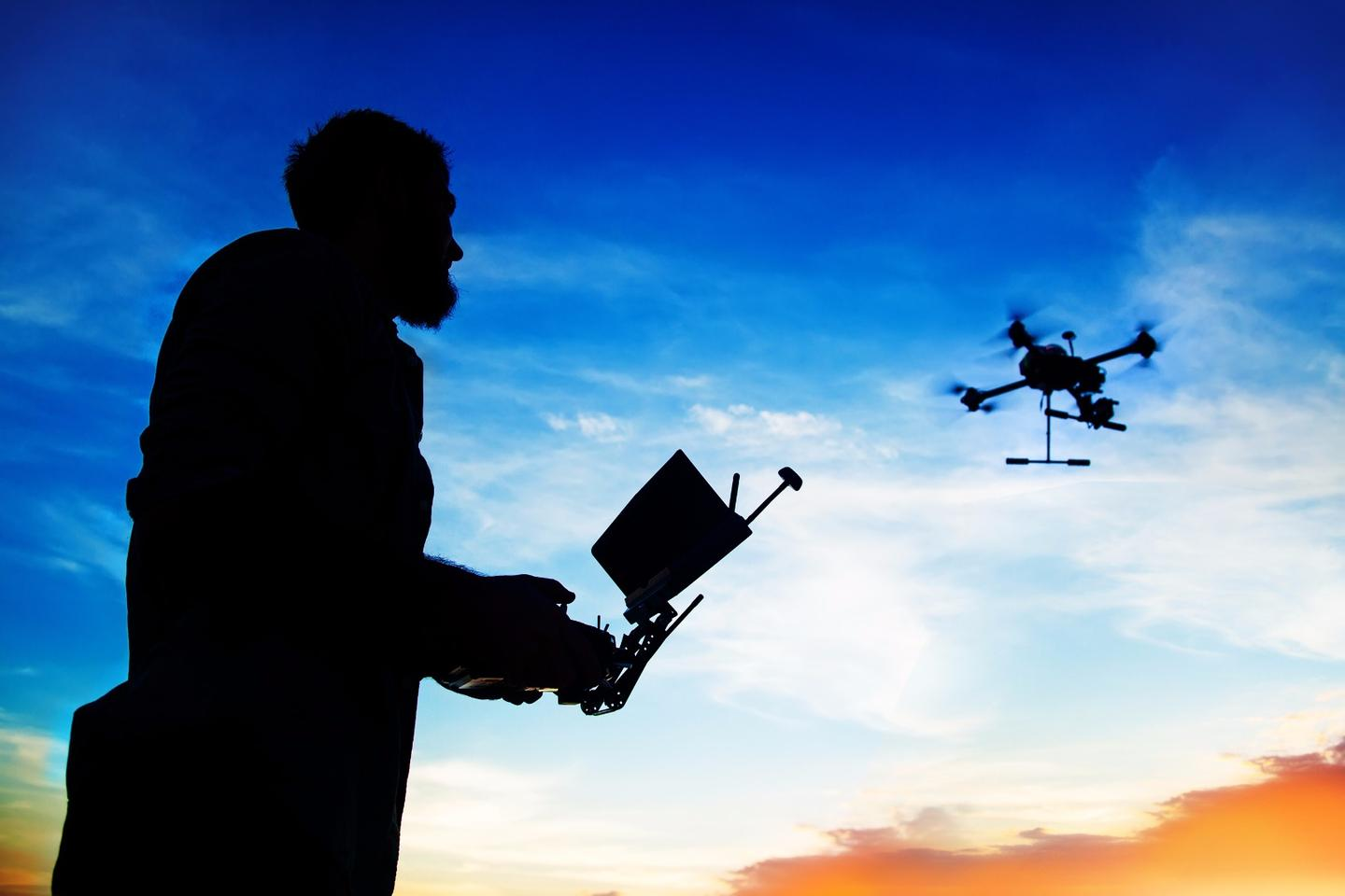 The mandatory registration applies only to hobbyist drones
