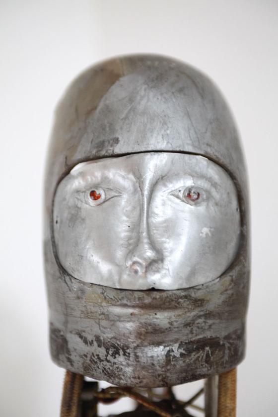 PDAD's glassfiber head