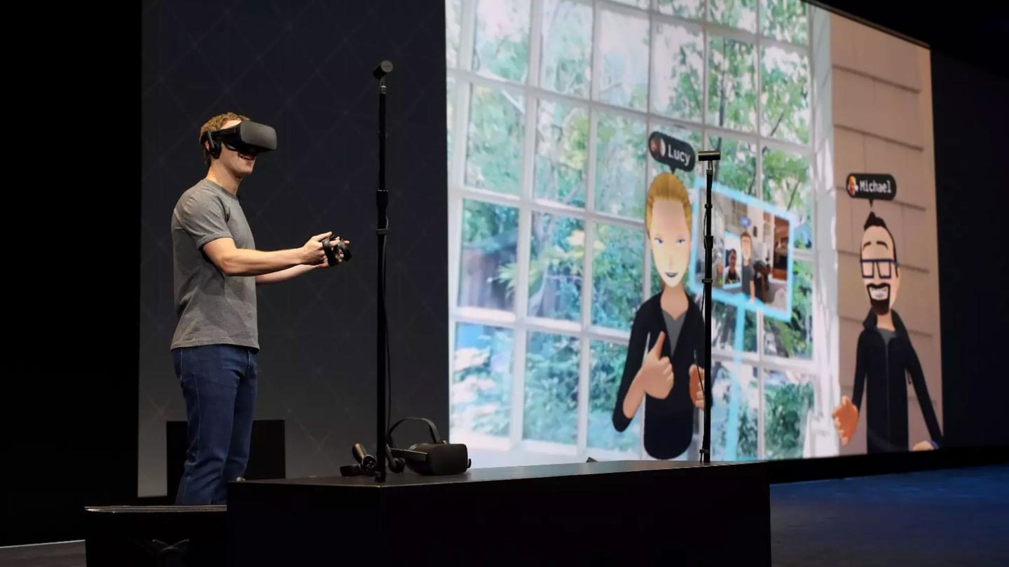 Mark Zuckerberg, Oculus Connect conference, October 2016