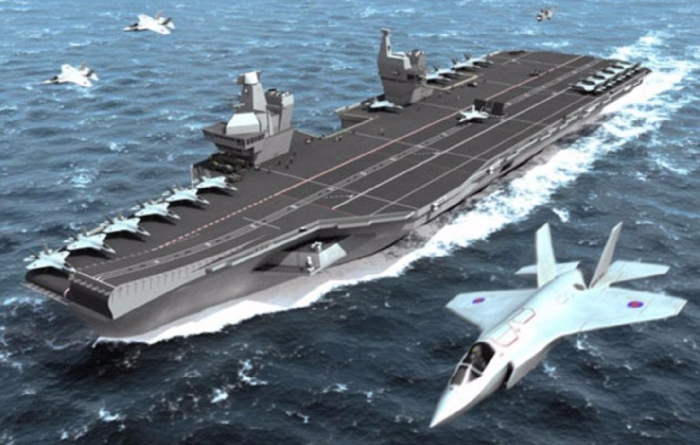 Is the 21st century the second age of the aircraft carrier?