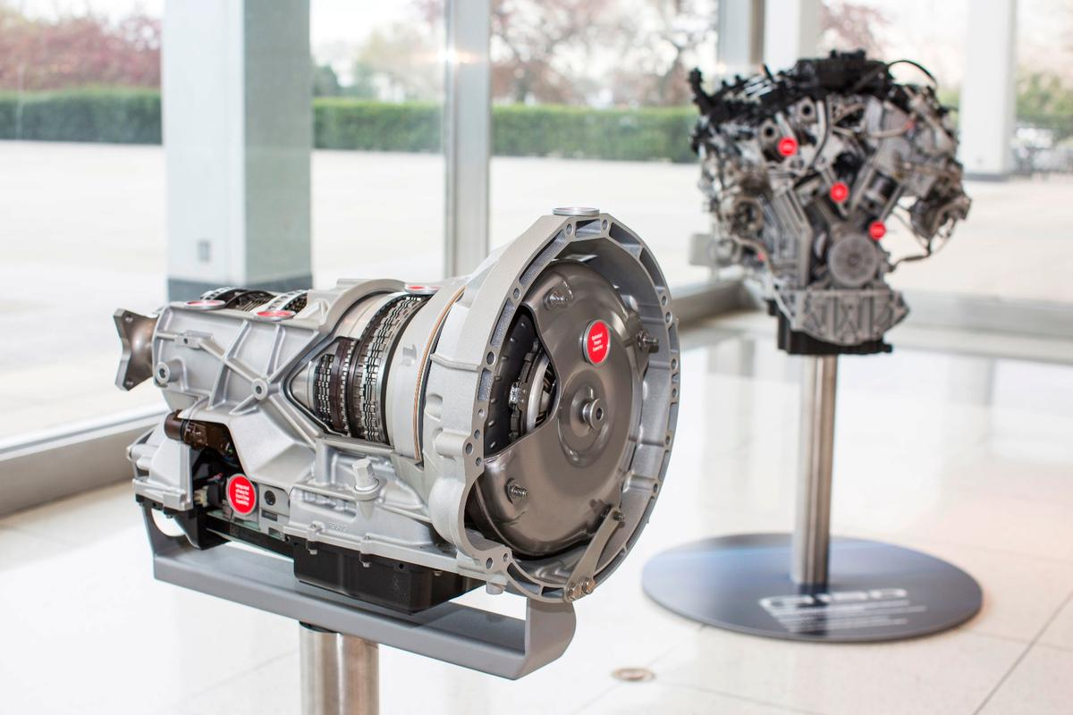 The new 3.5-liter EcoBoost engine is a second-generation version of the twin-turbo, high-compression engine that debuted in the F-150 as a V8-replacing V6 option